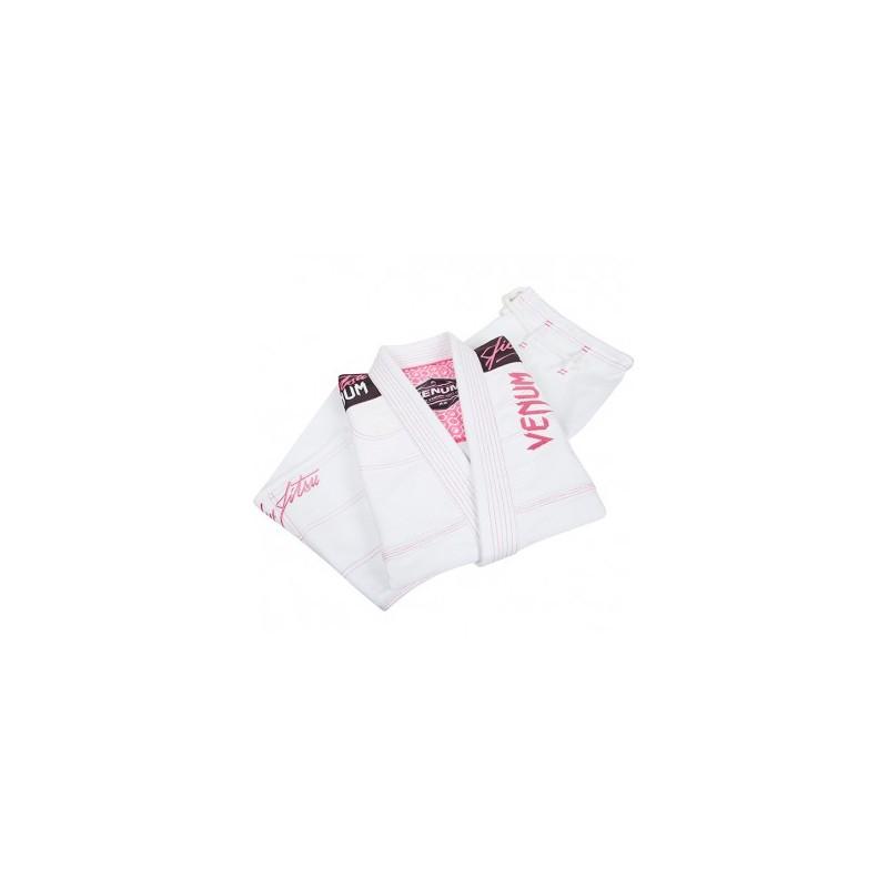"""Venum - Kimono JJB """"Challenger 2.0"""" femme - Blanc"""