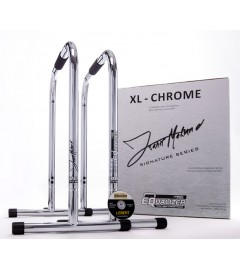 Lebert Fitness Equalizer XL - Chrome - Frank Medrano
