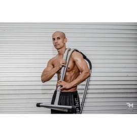 Lebert Fitness Equalizer XL - Chrome - Frank Medrano