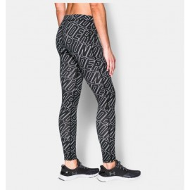 Under Armour - Legging Favorite Allover Word Mark pour femme