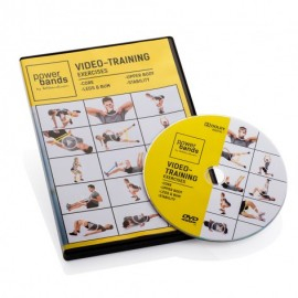Powerbands - Exercise DVD