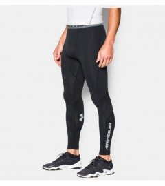 Under Armour - Legging CoolSwitch Compression pour homme - Noir