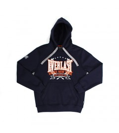 "Everlast - Sweat à Capuche ""Bronx"" - Navy Blue"