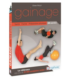 Amphora Edtition - Gainage (300 exercices)