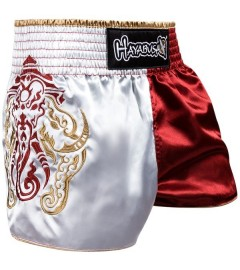 "Hayabusa - Short de Muay Thai ""Wisdom"""
