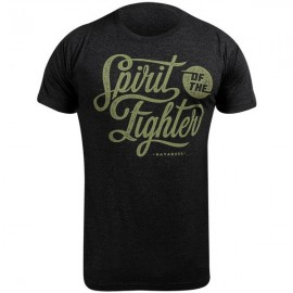 "Hyabusa - T-Shirt ""Spirit of the fighter"""