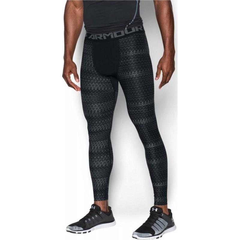 Leggings HeatGear® Armour imprimé Compression Under Armour