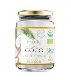 Huile de coco extra vierge MonDélicat