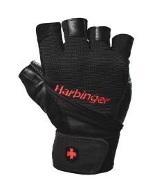 Gants de musculation Wristwrap Pro Men Harbinger