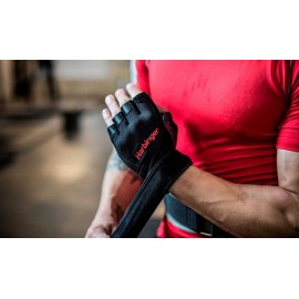 Gants de musculation Wristwrap Pro Men Harbinger