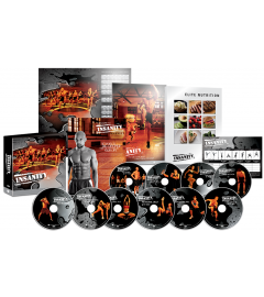 DVD Insanity Workout Beachbody