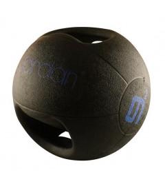 Medicine Ball avec double poignées 9kg Jordan