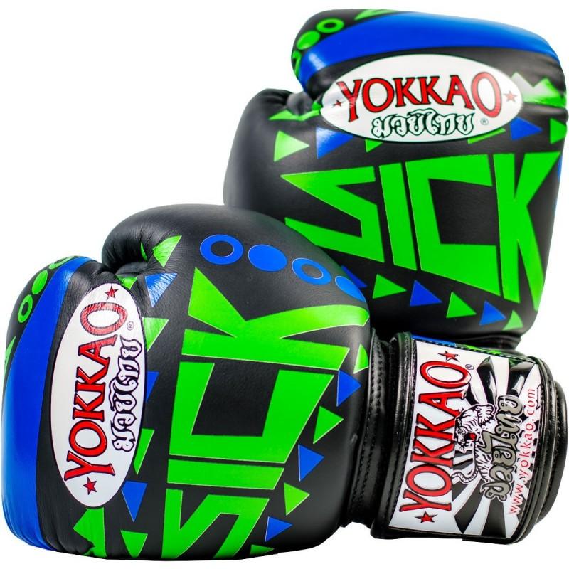 Gants de boxe Sick Muay Thai Yakkao