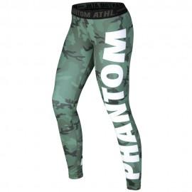 Leggings de compression Camo Phantom Athletics