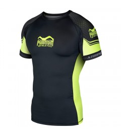 Rashguard Storm Nitro Neon Phantom Athletics