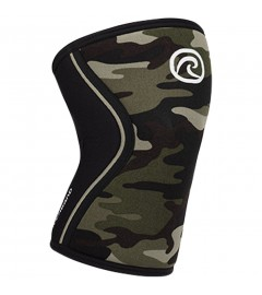 Genouillère 5 MM Camouflage Rehband
