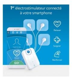 Master Pack Electrostimulateur connecté Bluetens