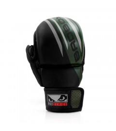 Gants de MMA Pro Series Advanced Noir/Vert Bad Boy