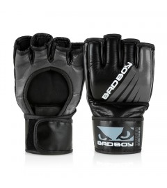 Gants de MMA Training Series Impact Noir/Gris Bad Boy