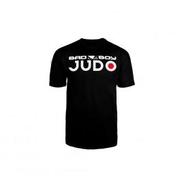 T-Shirt Judo Noir pour enfants Bad Boy