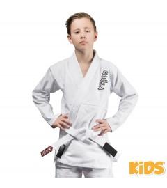 Kimono JJB Contender Kids Blanc Venum + Ceinture Blanche offerte