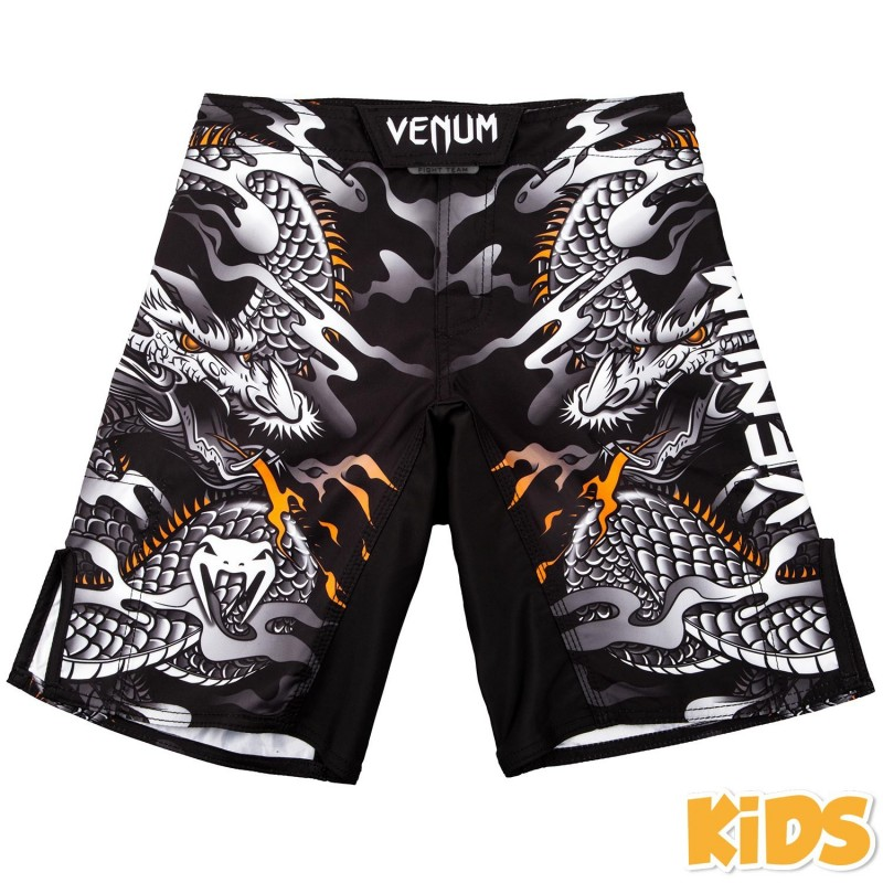 Short Dragon's Flight Kids Noir/Blanc Venum