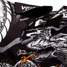 Short Dragon's Flight Noir/Blanc Venum