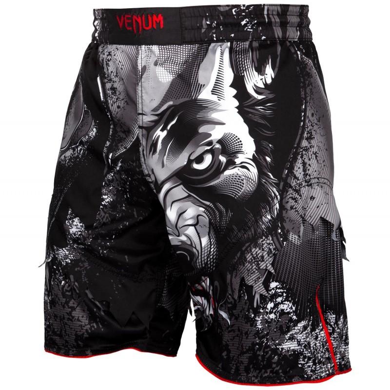 Short Werewolf Noir/Gris