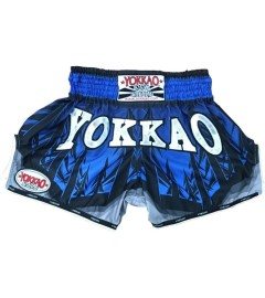Short de boxe Thaï Carbonfit Ironwoods Yokkao