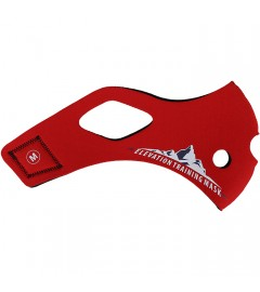 BANDEAU TRAINING MASK ELEVATION 2.0 - ROUGE