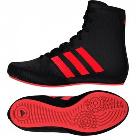 adidas chaussure rouge