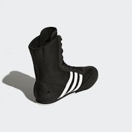 "Chaussure de boxe anglaise ""Box Hog 2"" Noir/blanc Adidas"