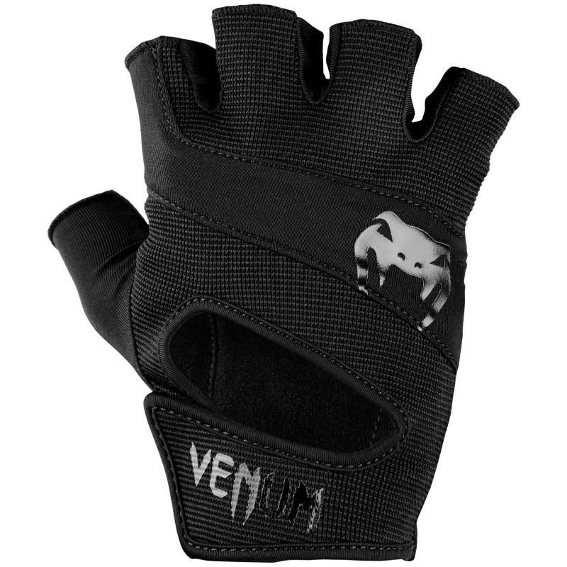 gants d 39 entra nement hyperlift noir noir venum. Black Bedroom Furniture Sets. Home Design Ideas