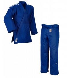 "Kimono judo ""Champion II"" IJF Bleu Adidas"