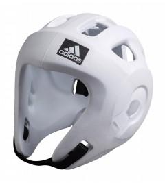 Casque Taekwondo/kickboxing Blanc Adizero Adidas