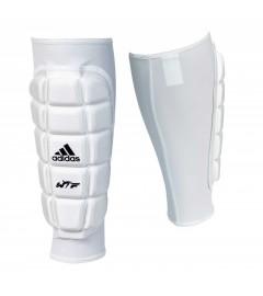 """Protège-tibias """"Padded"""" WTF Blanc Adidas"""