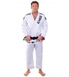 Kimono JJB Ultralight Blanc Kingz