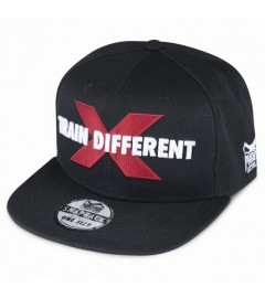 "Casquette ""Train X Different"" Noir Phantom Athletics"