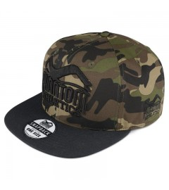 "Casquette ""Team"" Camo/Noir Phantom Athletics"