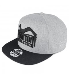 "Casquette ""Team"" Gris/Noir Phantom Athletics"