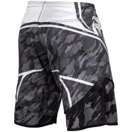 "Short de MMA ""Tecmo"" Gris/Blanc Venum"