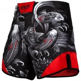 """Short de MMA """"KOI"""" 2.0 Noir/Rouge Venum"""