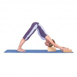 Bloc de Yoga en liège FitnessMad