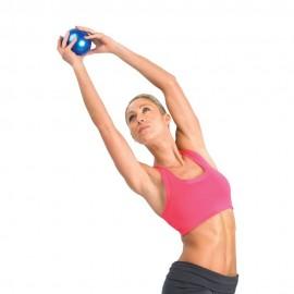 Petites balles de Pilates lestées 2x1kg FitnessMad