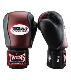 Gants de boxe Retro/Noir Twins Special