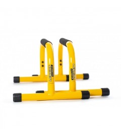 Fitness Lebert Parallettes Jaune