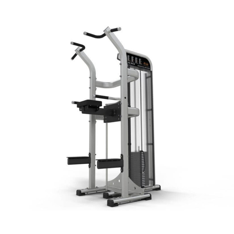 ASSISTED CHINNING / DIPPING STATION (100kg Weight Stack)*