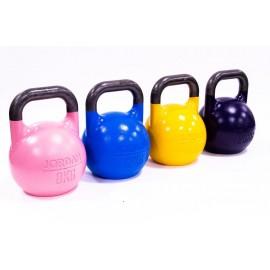 8kg Kettlebell pour compétition Jordan - Pink (each)