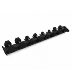 Dumbbell Rail Inc Saddles 3 Dumbbells (Pr)