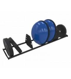 Bosu / Olympic Bumper Plate Rack